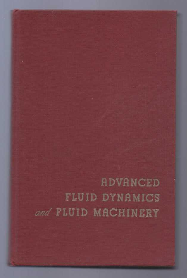 Image for ADVANCED FLUID DYNAMICS AND FLUID MACHINERY