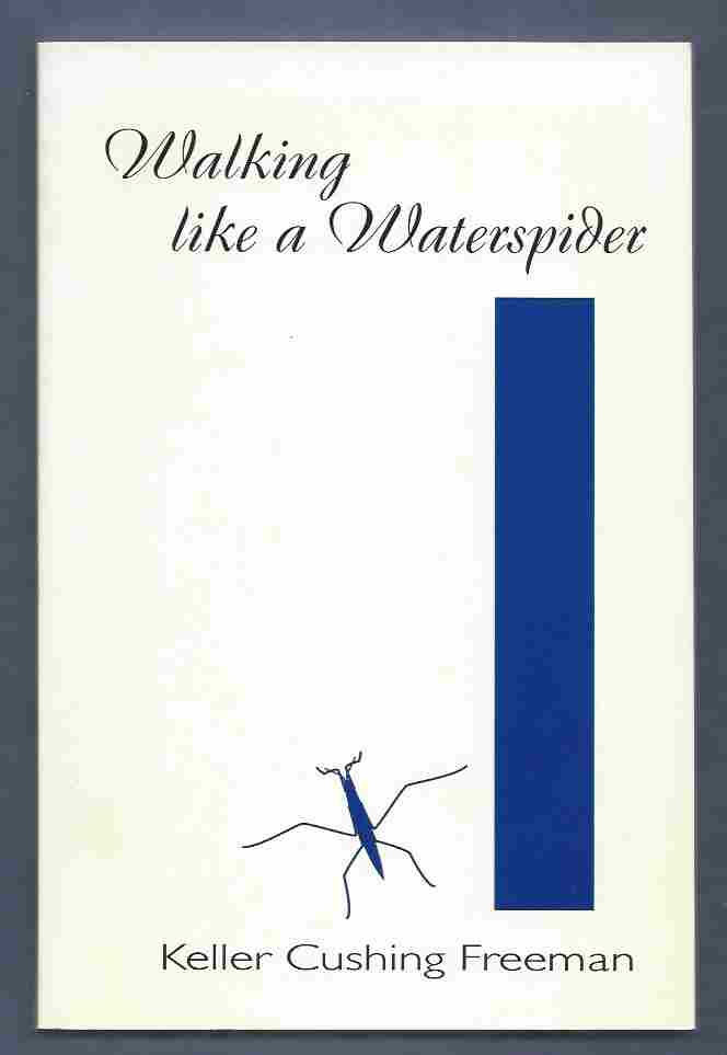 Image for WALKING LIKE A WATERSPIDER
