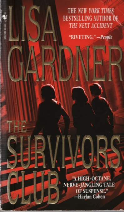 Image for THE SURVIVORS CLUB  A Thriller