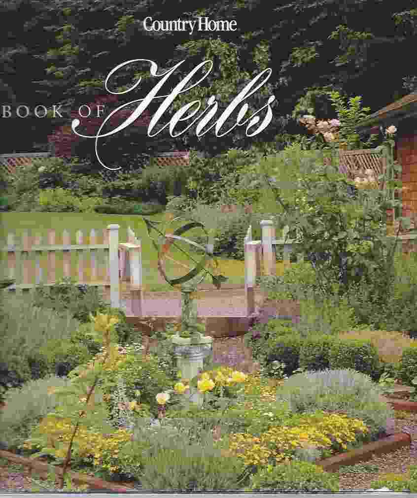 Image for COUNTRY HOME BOOK OF HERBS