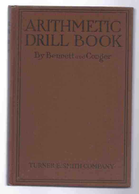 Image for DRILL BOOK IN FUNDAMENTAL OPERATIONS WITH INTEGERS  A complete elementary course covering drills and tests, grades three to eight