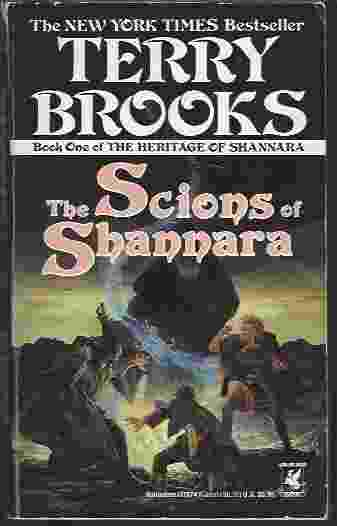 Image for THE SCIONS OF SHANNARA