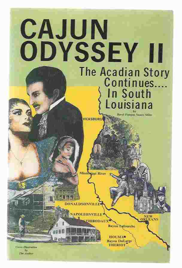 Image for CAJUN ODYSSEY II  The Acadian Story Continues...in South Louisiana