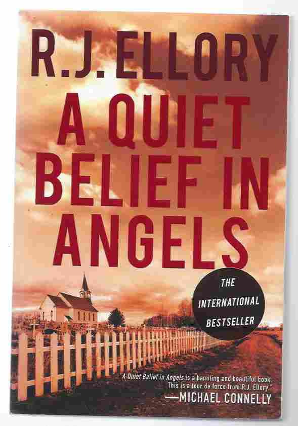 Image for A QUIET BELIEF IN ANGELS  A Novel