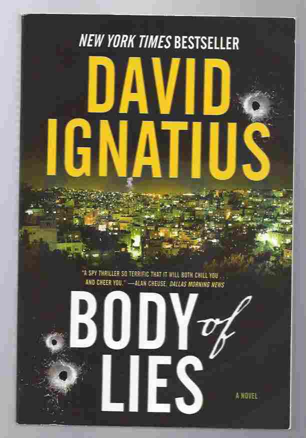 Image for BODY OF LIES  A Novel