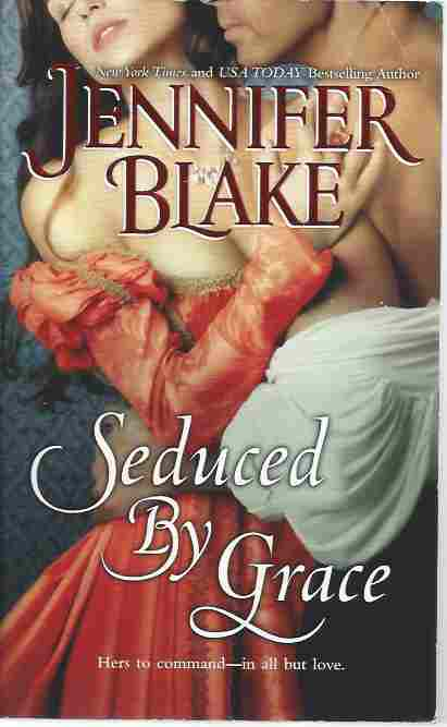 Image for SEDUCED BY GRACE