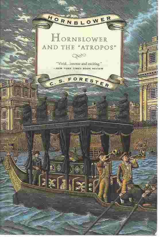 Image for HORNBLOWER AND THE ATROPOS