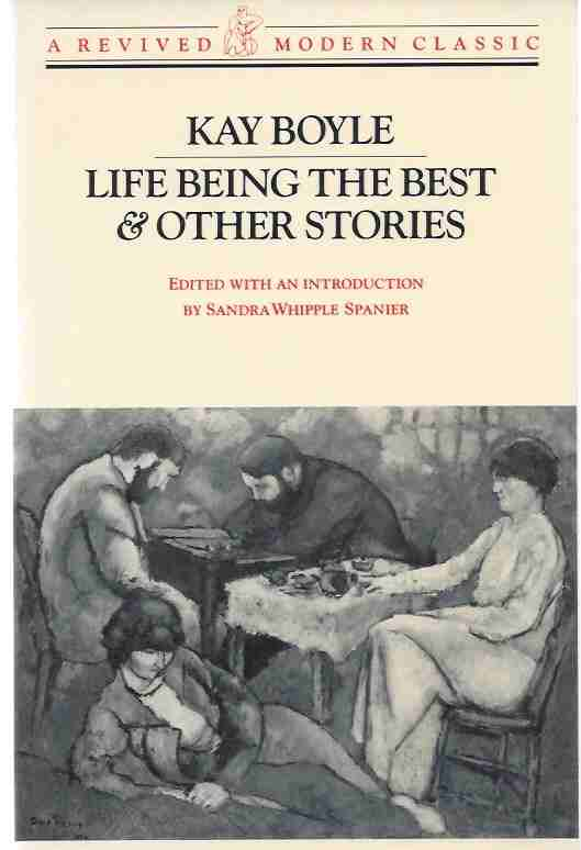 Image for LIFE BEING THE BEST AND OTHER STORIES