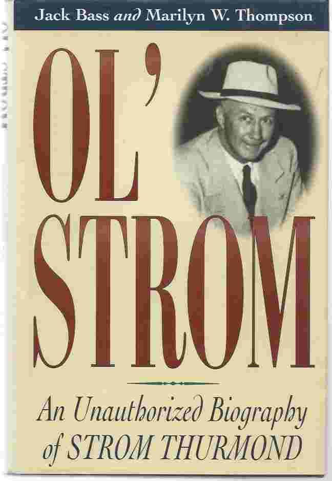 Image for OL' STROM  An Unauthorized Biography of Strom Thurmond