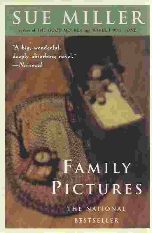 Image for FAMILY PICTURES  A Novel