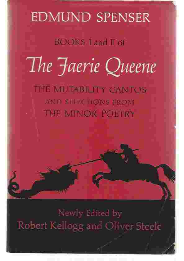 Image for THE FAERIE QUEENE, BOOKS I AND II  The Mutability Cantos and Selections from the Minor Poetry