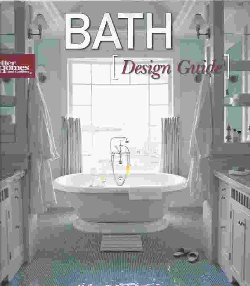 Image for BATH DESIGN GUIDE