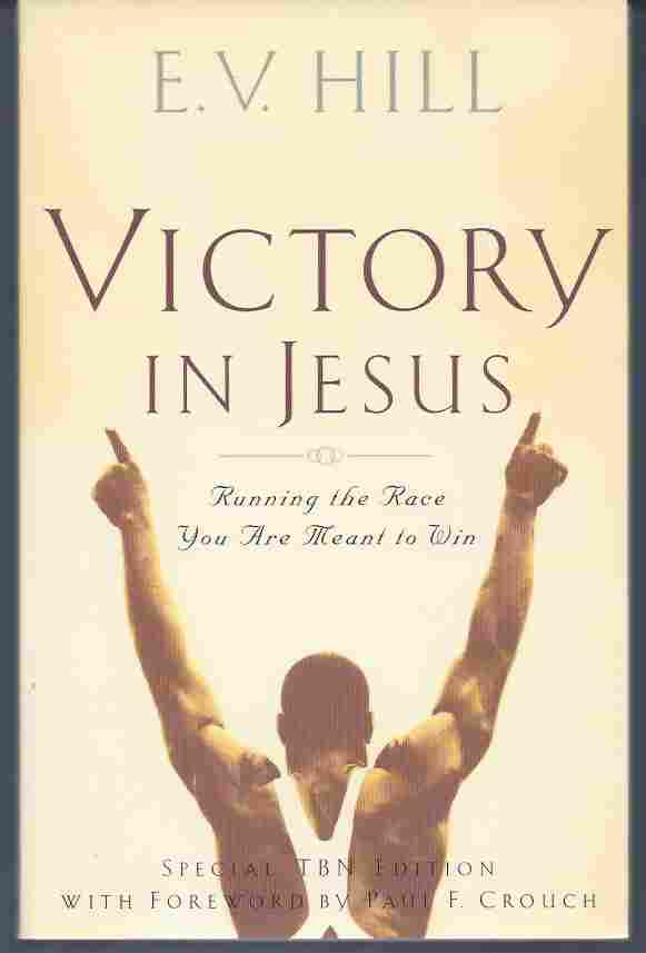 Image for VICTORY IN JESUS  Running the Race You are Meant to Win