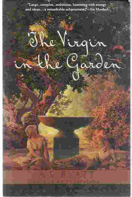 Image for THE VIRGIN IN THE GARDEN