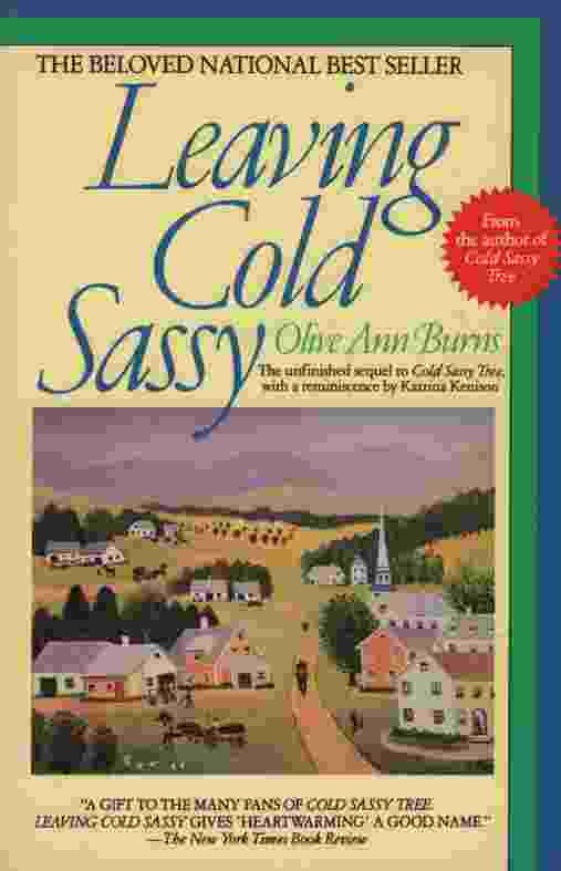 Image for LEAVING COLD SASSY