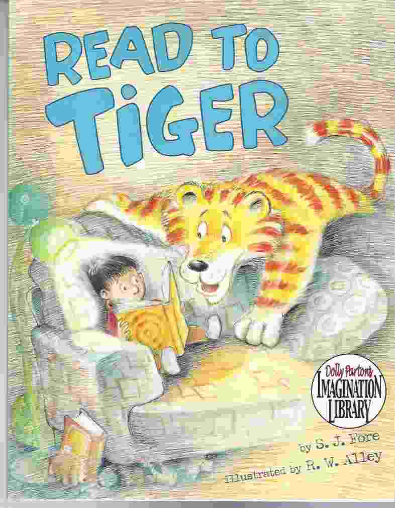 Image for READ TO TIGER