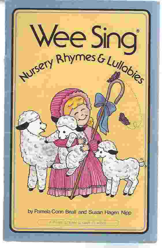 Image for WEE SING: NURSERY RHYMES & LULLABIES