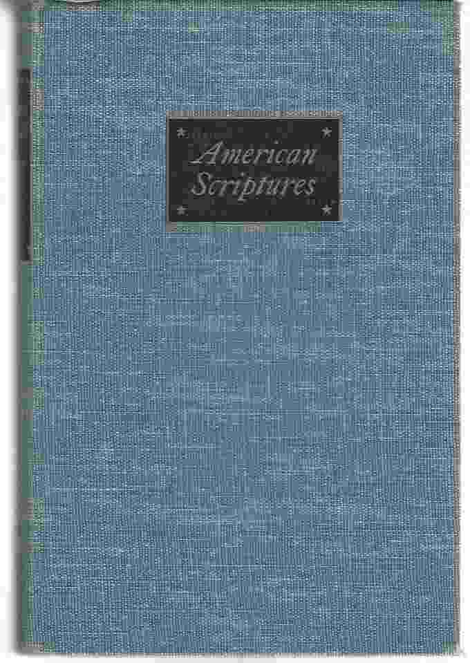 Image for AMERICAN SCRIPTURES