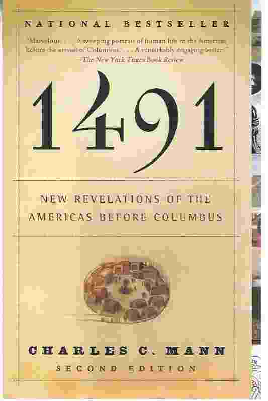 Image for 1491  New Revelations of the Americas Before Columbus