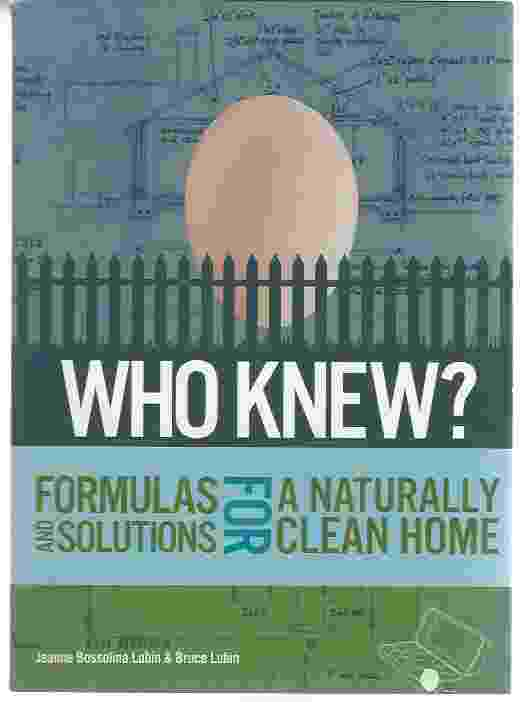 Image for FORMULAS AND SOLUTIONS FOR A NATURALLY CLEAN HOME