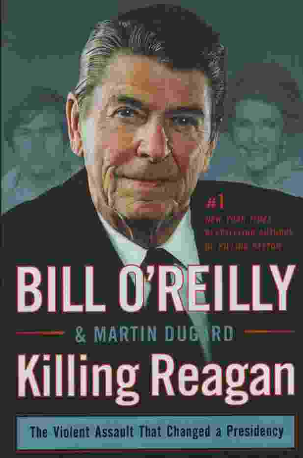 Image for KILLING REAGAN  The Violent Assault That Changed a Presidency