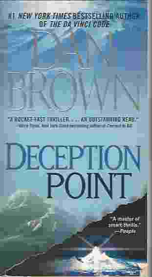 Image for DECEPTION POINT [TALL PB]