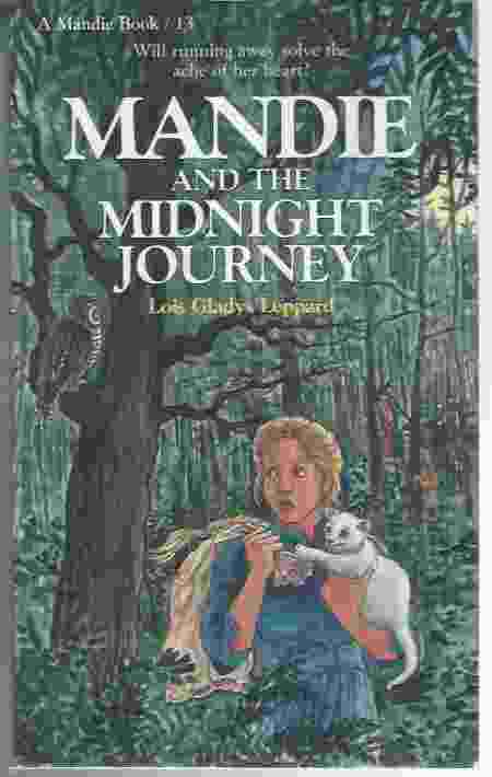 Image for MANDIE AND THE MIDNIGHT JOURNEY