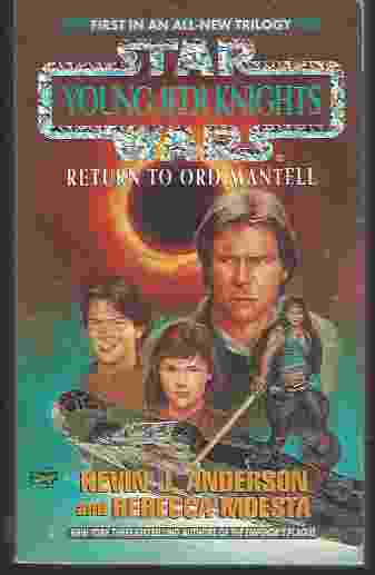 Image for RETURN TO ORD MANTELL