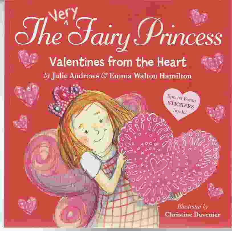 Image for THE VERY FAIRY PRINCESS: VALENTINES FROM THE HEART