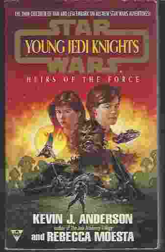Image for STAR WARS YOUNG JEDI KNIGHTS: HEIRS OF THE FORCE
