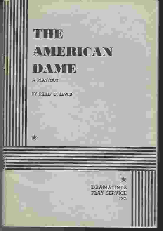 Image for THE AMERICAN DAME