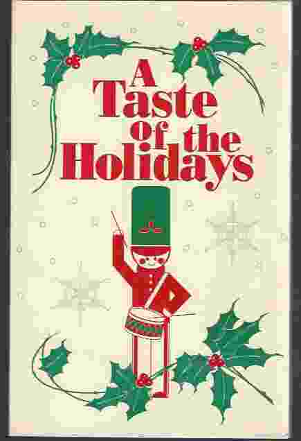 Image for A TASTE OF THE HOLIDAYS