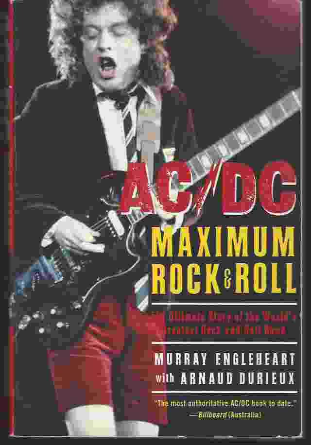 Image for AC/DC MAXIMUM ROCK & ROLL