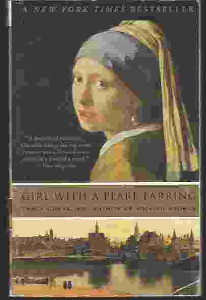 Image for GIRL WITH A PEARL EARRING  A Novel