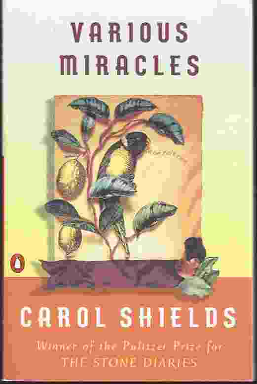 Image for VARIOUS MIRACLES: STORIES