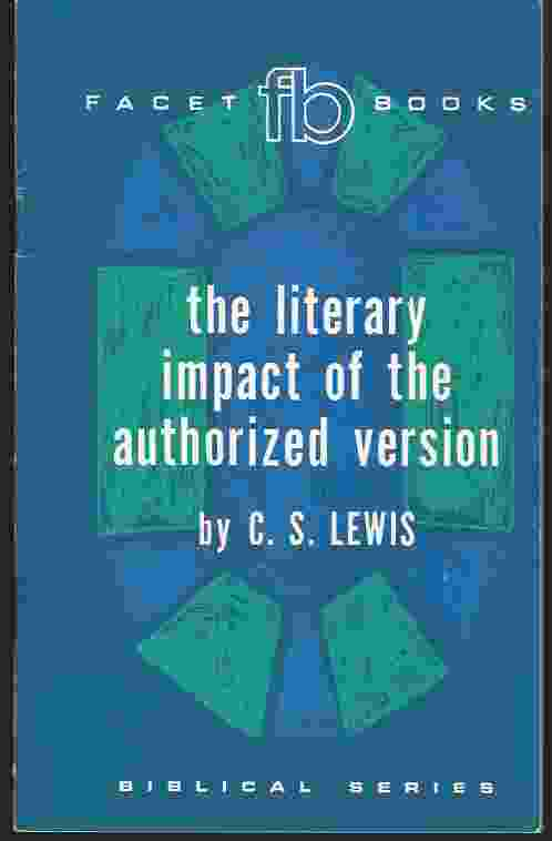 Image for THE LITERARY IMPACT OF THE AUTHORIZED VERSION