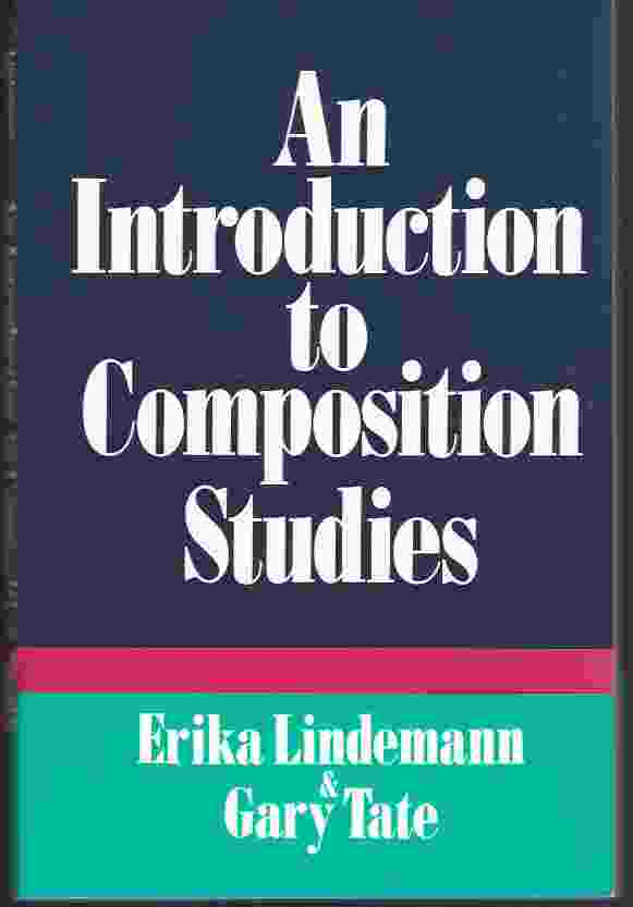Image for AN INTRODUCTION TO COMPOSITION STUDIES