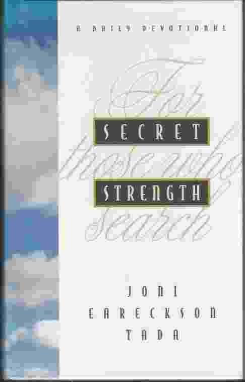 Image for SECRET STRENGTH  For Those Who Search
