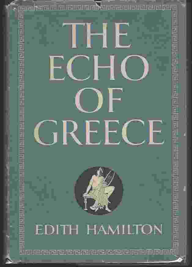 Image for THE ECHO OF GREECE