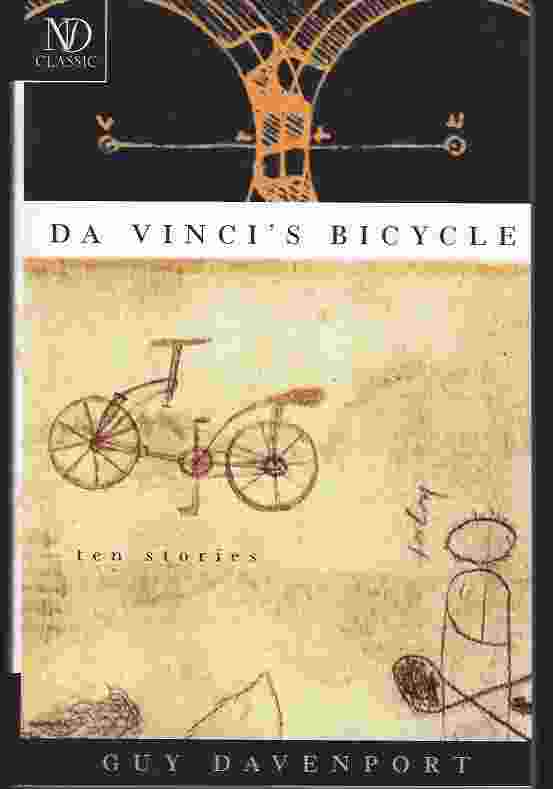 Image for DA VINCI'S BICYCLE  Ten Stories