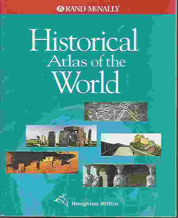 Image for HISTORICAL ATLAS OF THE WORLD