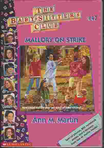 Image for MALLORY ON STRIKE