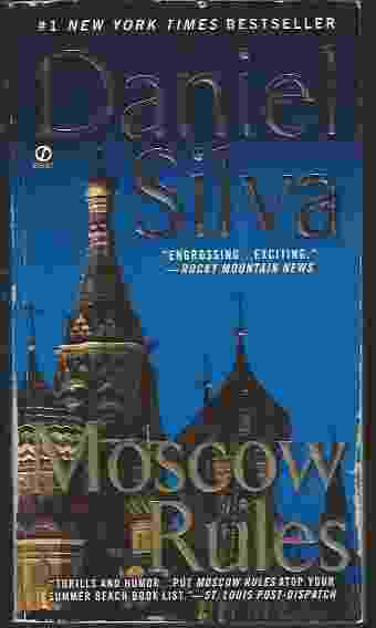 Image for MOSCOW RULES [TALL PB]