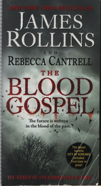 Image for THE BLOOD GOSPEL [TALL PB]