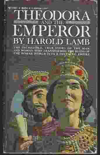 Image for THEODORA AND THE EMPEROR