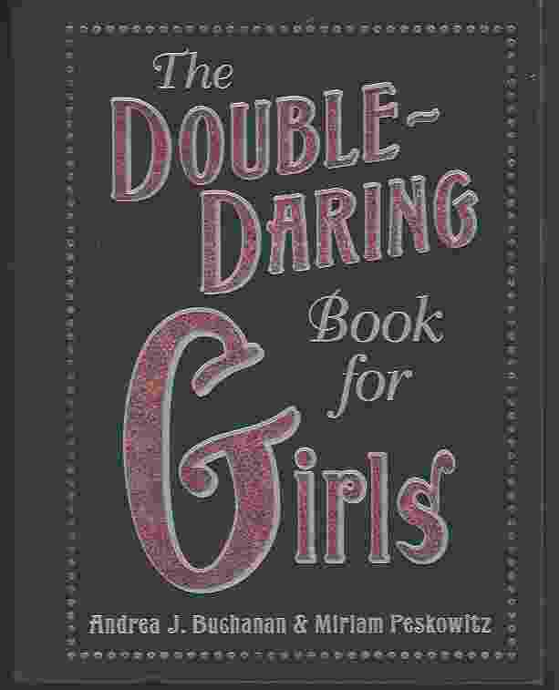 Image for THE DOUBLE-DARING BOOK FOR GIRLS