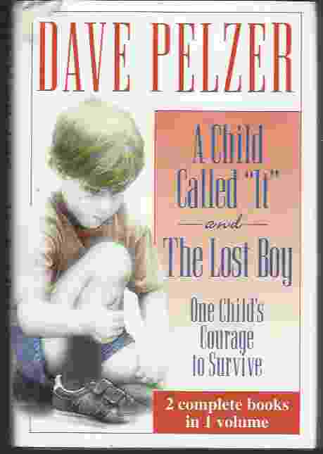 "Image for A CHILD CALLED ""IT"" AND THE LOST BOY 2 in One Volume"