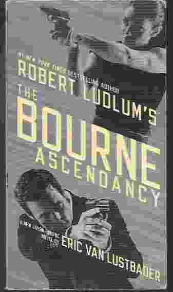 Image for THE BOURNE ASCENDANCY [TALL PB]