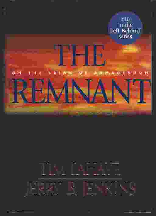 Image for THE REMNANT  On the Brink of Armageddon