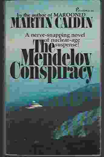 Image for THE MENDELOV CONSPIRACY